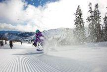 Keep calm and ski on