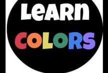 Preschool colors / by Linda Asbury