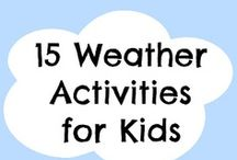 Weather for Kids / by Linda Asbury
