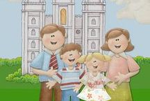 LDS - Primary / Ideas for Primary Sharing Time Lessons, Music Time, Reverence, and Cub Scouts.