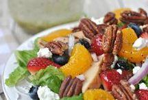 Salad Recipes / fabulous salad recipes