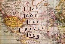 Dream destinations / one day...