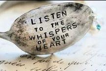 - Word Inspirations  - / by Sari | Muistojen polulla |
