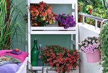 ideas for a small balcony