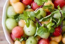 - Salad Buffet - / by Sari | Muistojen polulla |
