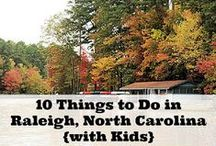 Things to do in North Carolina / If we ever go back / by Linda Asbury
