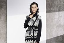 AW14 Lookbook part 4 / Part four of our AW14 lookbook features relaxed silhouettes in cool grey hues and monochromes. Be it bold prints or muted snake skin, these pieces epitomise easy luxury. / by Karen Millen