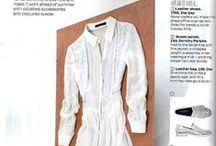 SS15 Loved by the Press / Browse our latest press coverage and see the SS15 pieces loved by fashion editors.