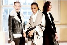 Cover Story: Coats / The finishing touch to every autumn look, each of our new-season coats tells a different style story.