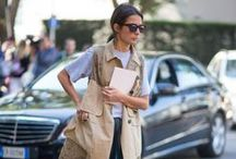 Modern Macs / The ultimate spring cover-up, the trench coat is a wardrobe game changer.  / by Karen Millen