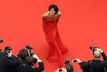 Cannes Film Festival Fashion / As the Cannes film festival gets set to unfurl on La Croisette next week, we're looking back at some of the most fashionable looks both on and off the red carpet.