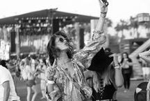 Festival Chic / Officially, the music is the main draw. Unofficially, it's the fashion that makes the festival experience