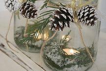 Addobbi natalizi / Tante idee per il tuo Natale personalizzato!