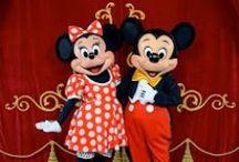 All things Disney / by Debbie Wheaton
