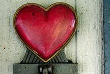 HEARTFELT / Why are we so attracted to hearts? Maybe because they are the centers of our being.