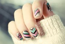 Nails / by Elise Poulson