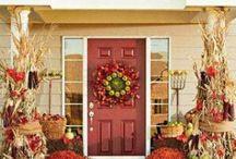 I Love Fall!!! / Ideas and Inspiration for our fall festival, Country Pumpkins. www.countrypumpkinsky.com