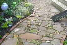GARDEN: PATHS / Pathways and byways, the way to find and be found.