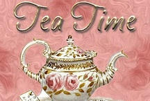 Tea Parties! / by Susan Keferl