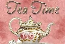 Tea Parties! / by Susan Keferl