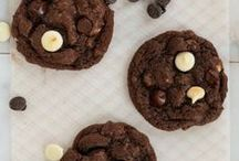 *Cookies & Bars* / Sweet treats you can eat with your hands!