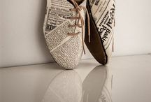 SHOES / by Elise Poulson