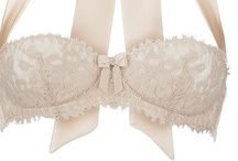 Bare Necessities / Pretty Lingerie / by Jamie