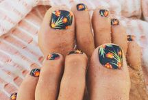 Nails. / by Megan Borror
