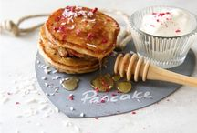 Pancakes / Pancake central. Delicious pancake recipes, both sweet and savoury, for pancakes and crepes. All in one place. / by The Little Pancake Company