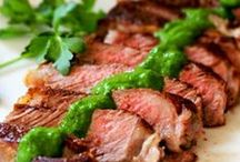 *Blogger Beef Recipes* / Beef recipes from some great bloggers!  Feel free to pin any recipe from your blog or other food blogs that fits the category!  / by Hot Eats and Cool Reads