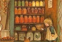 Homemade Foodstuffs / by Susan Keferl