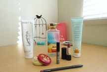 Beauty Products / Photos I've taken for my blog