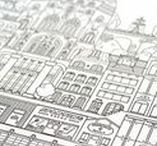 City Style / Fashion, Design and objects inspired by the city.