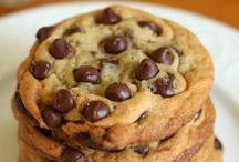 Cookies / cookies, desserts, food,