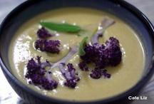 Vegetarian- Soups