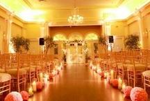 **Wedding ~ Ceremony Decorations & Ideas