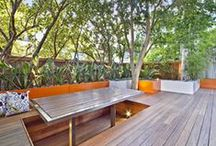 GARDEN: MODERN DESIGN / Modern architecture and gardens to quiet the soul