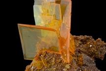 rocks and gems / by Rosslynn Burt