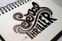 GraphicDesign Handlettering
