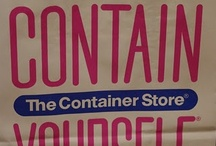 We are getting a Container Store  / by Debbie Wheaton
