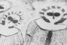 Petroglyphs, etc. / by Rosslynn Burt