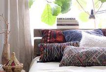 Home: Bohemian Chic / by Merissa Revestir