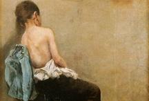 Xeración Doente / Obras dos artistas que conforman a Xeración Doente