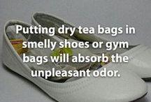 Handy tips / by Rosslynn Burt