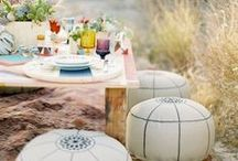 Party Inspiration: Picnic / Inspiration for a beautiful picnic party