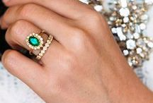 Jewelry / Unusual jewelry. Evil eyes. Emeralds. Turquoise - always turquoise. Engagement ring inspiration, too.