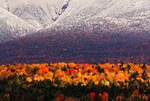 In the neighborhood / See the sites and natural beauty of Littleton Coin's hometown - the White Mountains of New Hampshire / by Littleton Coin Company