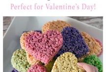 VALENTINES DAY / A collection of Valentines Day ideas from around the web.
