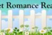 Sweet Romance Reads / This board will promote clean sweet romance novels.