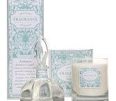 Candles & Home Fragrance / Restored Home carries wonderful candle and home fragrance products.
